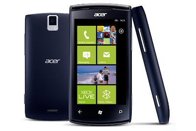 Acer Allegro M310 in midnight blue