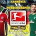 Agen Bola Terpercaya - Prediksi Hannover 96 vs Werder Bremen 7 April 2018
