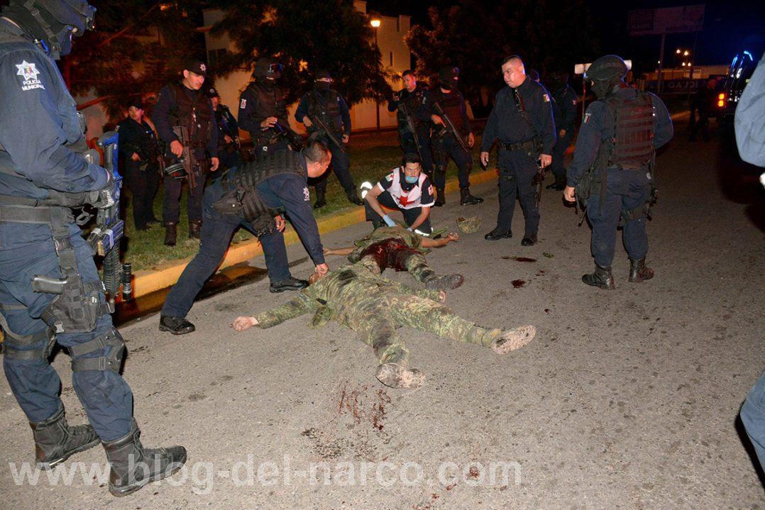Capturan a sicarios que participaron en emboscada a militares