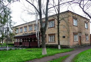 Великие Сорочинцы. Ул. Гоголя. Краеведческий музей