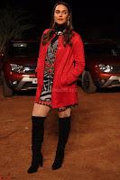 Neha Dhupia in Lulu and sky dress and Zara jacket and Stuartz wietzmen boots(2) ~ .jpeg