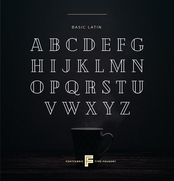 Download Font Edisi Februari 2017 - Cheque Font