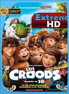 Los Croods (2013) HD [1080p] Latino [GoogleDrive]DizonHD