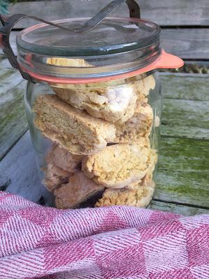 koekjes bakken cantuccini, Italiaans, zoet