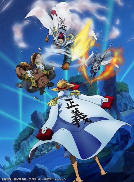 Nuevo arco original de One Piece finalizará el 2 de abril