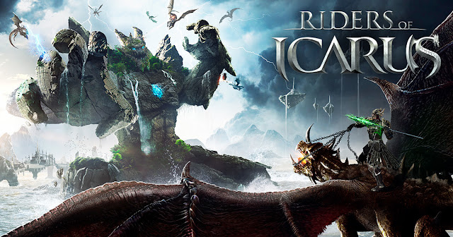 Riders of icarus zonafree2play