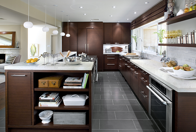 Ideal quartz color for my white kitchen