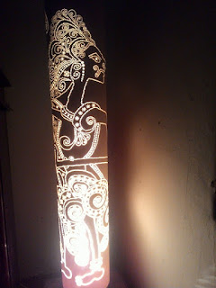 Lungit Shop: beautiful lamp: Indonesia Culture