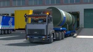 MAZ 6422M truck mod (1.26)