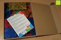 Steine: Playbees 100 Teile Magnetische Bausteine Set für 2D und 3D Form Konstruktionen, Regenbogenfarben Magnetspielzeug, Baukasten Magnetspiel, Magnetbausteine