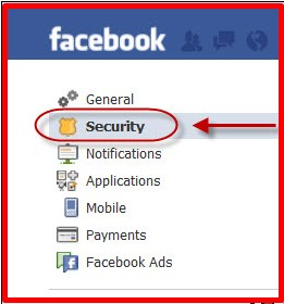how to deactivate own fb account