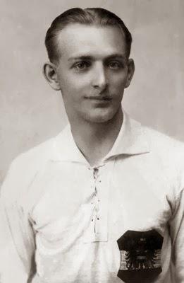 Mathias Sindelar Austrian Wunderteam 1931-33