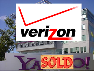Verizon bought Yahoo $5 Billion