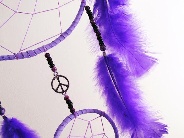 DIY: Como Fazer um Filtro dos Sonhos (Dreamcatcher Tutorial)