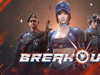 Garena BreakOut: Mobile FPS Premium APK MOD Pro v1.1.9 Full  Terbaru for Android