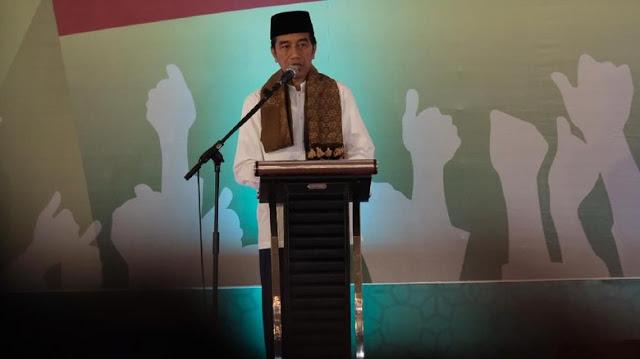 Jokowi: Ulama Pukul Orang Urusannya dengan Polisi, Bukan Saya