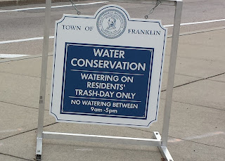 Water Conservation Measures in effect for 2018