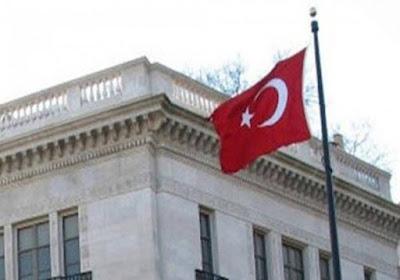 """""""Απέδρασαν"""" στην Ευρώπη στρατιωτικοί ακόλουθοι της τουρκικής πρεσβείας στην Αθήνα"""