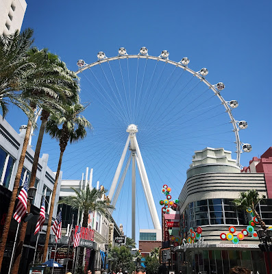 Thrifty Wife, Happy Life    30 Kid friendly places in Las Vegas, The Linq