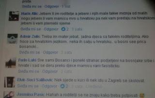 Glavni protagonisti širenja i poticanja na mržnju prema brčanskim Hrvatima