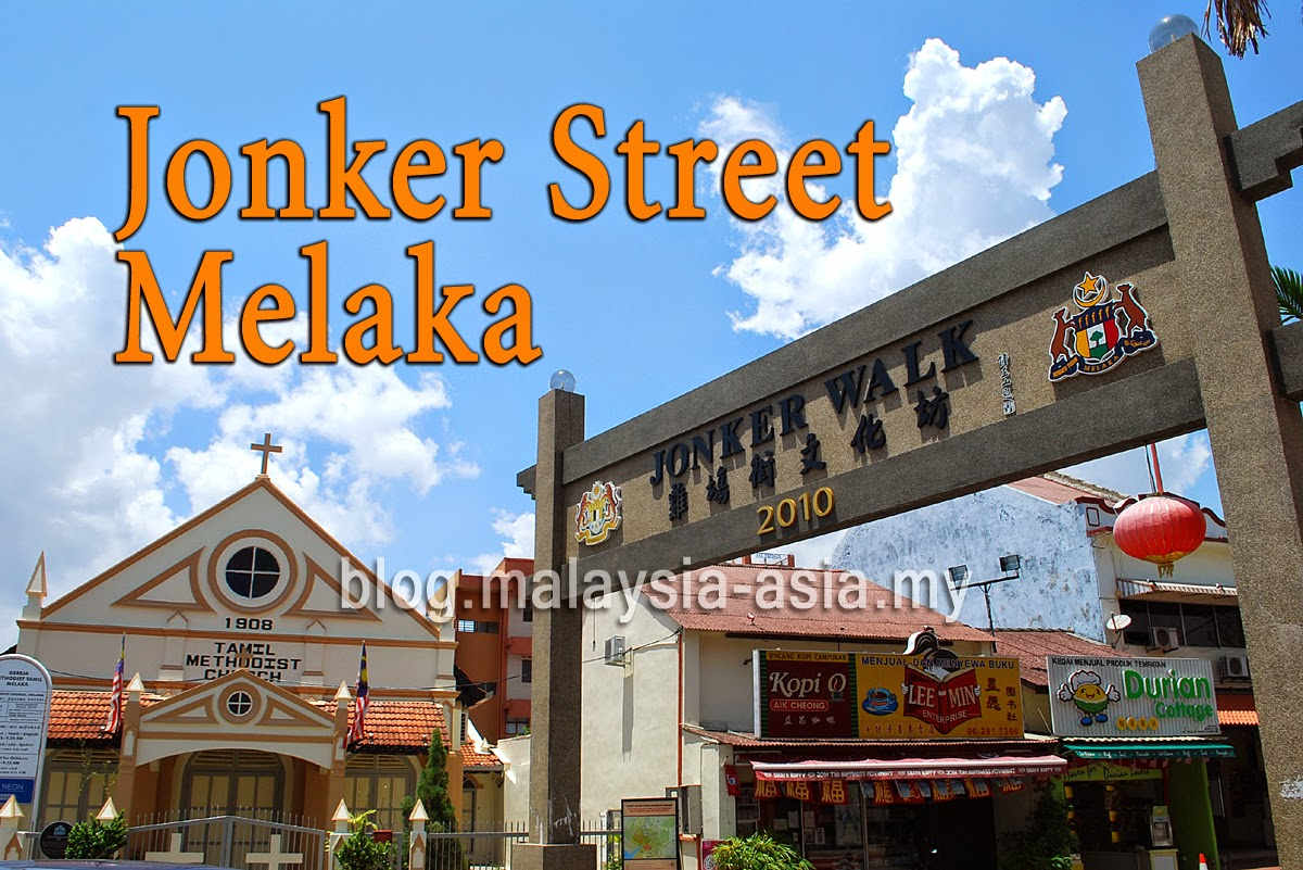 Essay about a trip to melaka