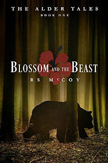 Blossom and the Beast - a paranormal romance retelling of Beauty and the Beast book promotion RS McCoy