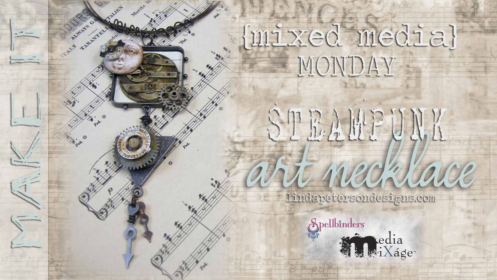 Ring In The Steampunk Decor To Pimp Up Your Home: Linda Peterson: CRAFTS { DIY: JEWELRY: HANDMADE HOME