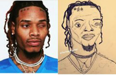 Photos: The person behind these weird pencil drawings of celebs should be locked up!