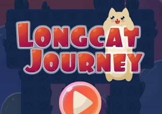 Play Free Longcat Journey Puzzle Online Games