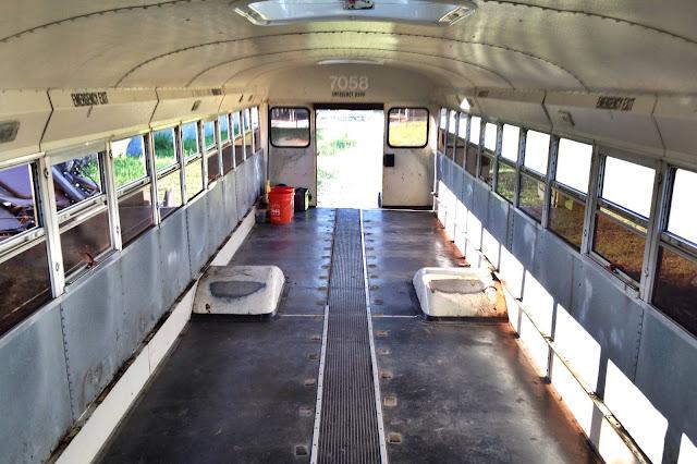 autobus vide