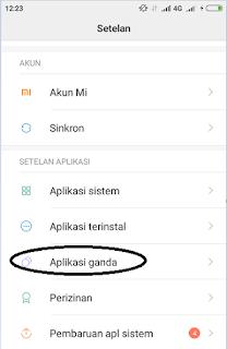 cara menggandakan aplikasi android
