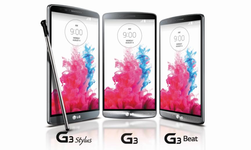 LG G3 Series
