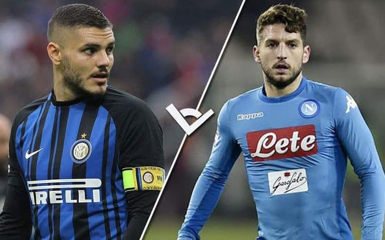 Dove vedere INTER-NAPOLI Streaming, alternative Video Gratis Online