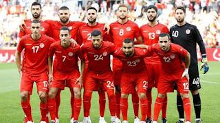 قائمة اللاعبين النهائية لمنتخب تونس نسور قرطاج لكرة القدم المدعوة لمونديال روسيا 2018
