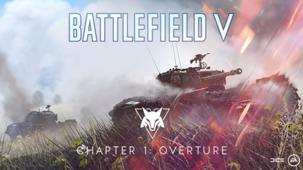 Battlefield V Chapter 1: Overture is out now