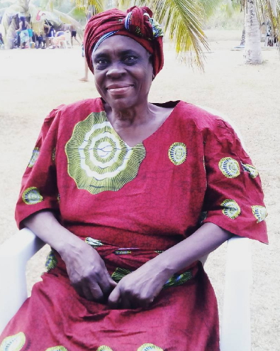 Shan george nigerian mother