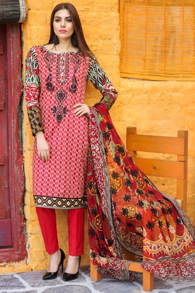 Khaadi Lawn2017 Vol 2 Spring Summer Catalog