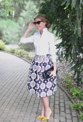 Faldas de moda de primavera