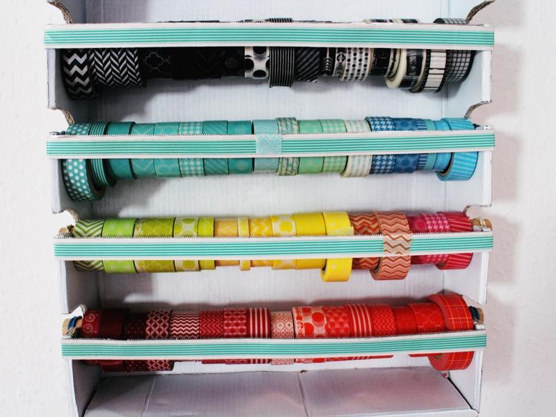 blog washiwoche aufbewahrungsm glichkeiten f r washi tape. Black Bedroom Furniture Sets. Home Design Ideas