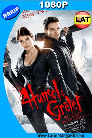 Hansel y Gretel Cazadores de Brujas (2013) Latino HD 1080p ()