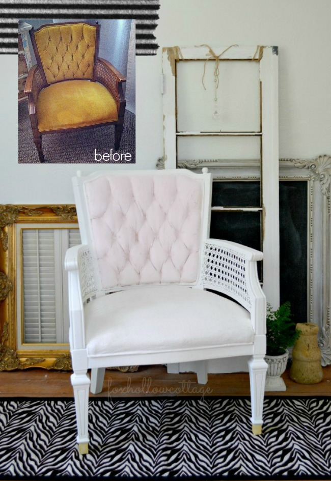 Trash to Treasure} 14 Impressive Secondhand Makeovers | Little House ...