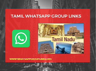 WhatsApp group links tamil