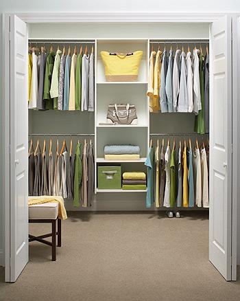 Martha Closet Organizer Review