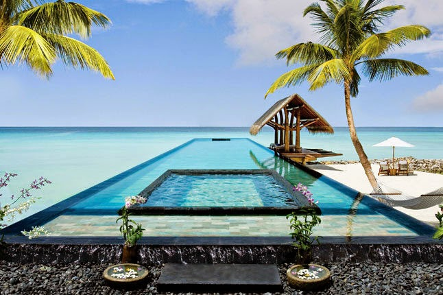 3. One&Only Reethi Rah, Maldives - Top 10 Marvelous Pools in the World