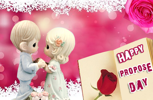 Happy Propose Day Images with best quotes