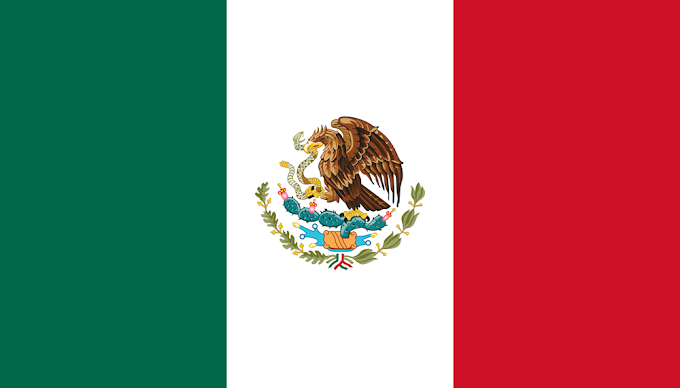 Flag of Mexico | Mexican Flag | Mexican National Flag