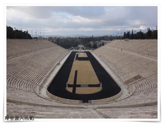 2017/02 雅典遊記: 憲法廣場、國家花園、帕那辛奈克體育場