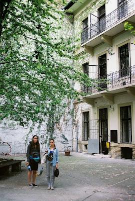 Grand Budapest Hotel, bania w Belgradzie czyli EuroTrip część 1