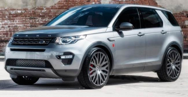 2018 Land Rover LR4 Release Date and Price
