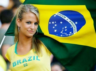 Suporter Sepakbola cantik